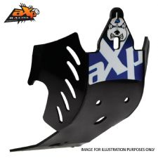 New YZF 250 15-18 450 15-17 AXP Glide Skid Bash Plate Full Coverage INC Wings